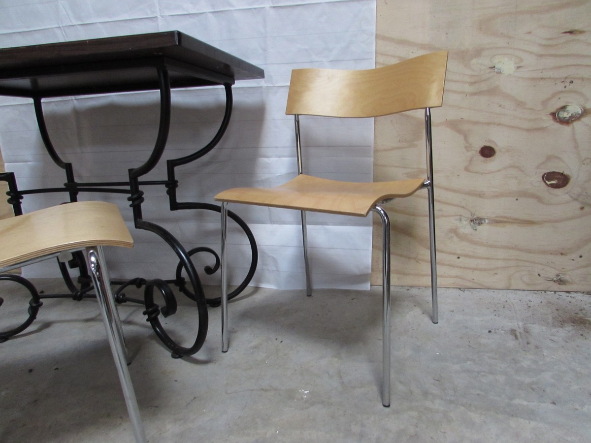 Secondhand Websites Index page Home Furniture 20x Iconic Swedish Lammhults Chairs Somerset