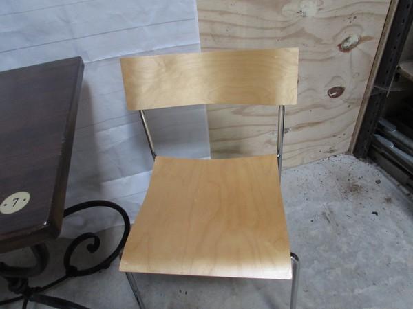 Iconic Swedish Lammhults chairs