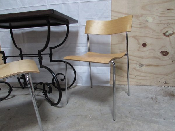 Iconic Swedish Lammhults chairs