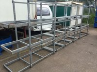 6m Galvanised Stillages