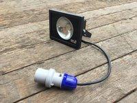 Waterproof LED Floodlights 20watt, with16a plug