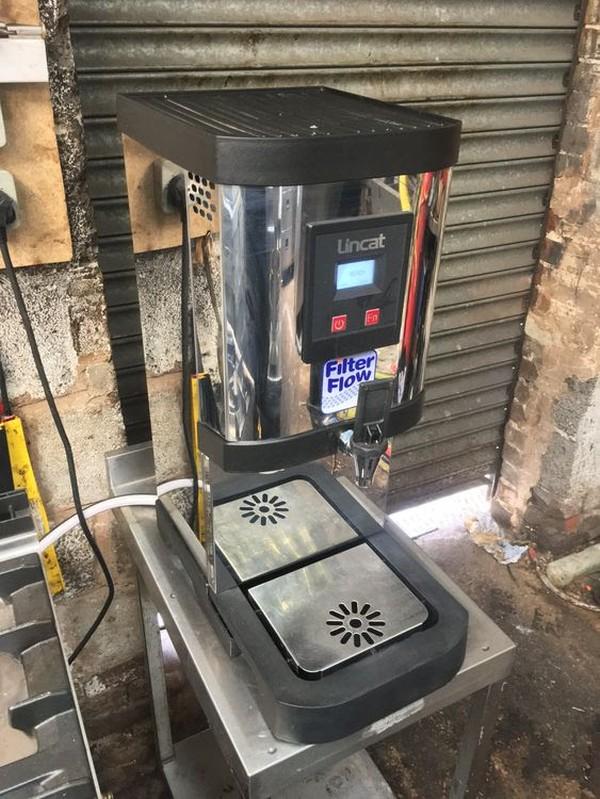 Lincat EB3F Automatic Water Boiler