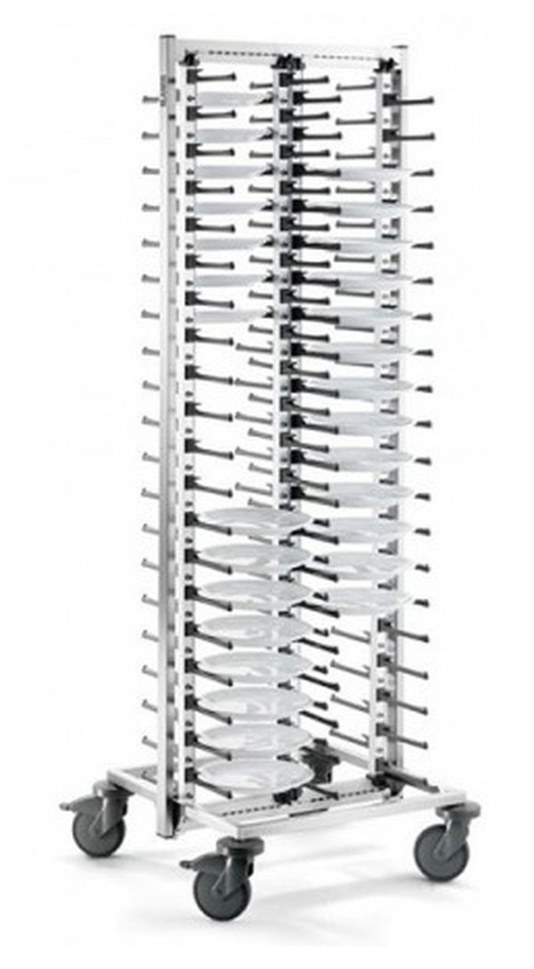 Servistar Gastronorm 80 Plate Rack