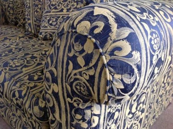 John Ash Designed Bespoke Handmade Sofa, 3 seater luxury