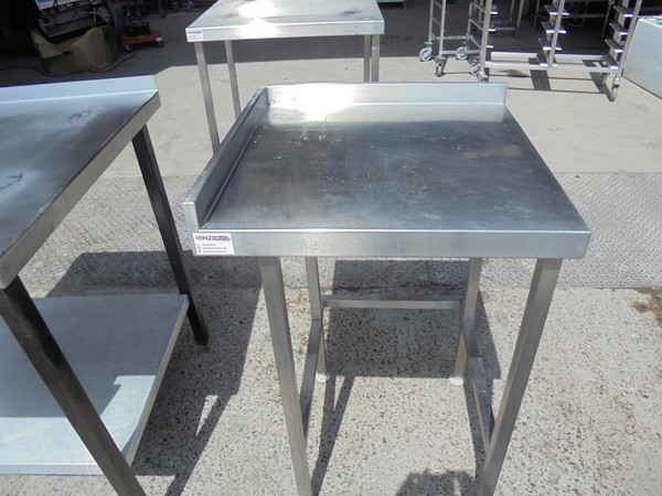 Stainless Steel Table (4994)