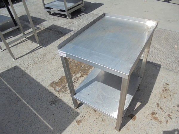 Stainless Steel Stand (4995)