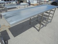 Stainless Steel Dishwasher Table (4997)