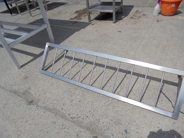 Stainless Steel Pot Rack / Shelf (4998)