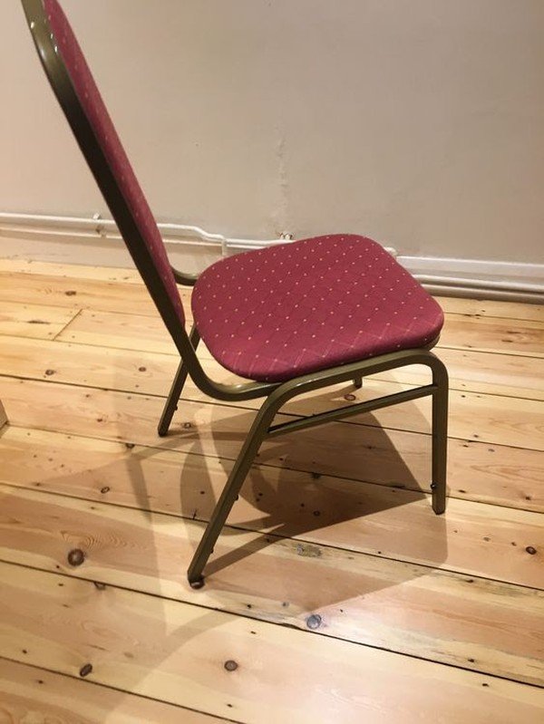 Banqueting Conference metal sturdy chair