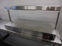 Stainless Steel Hot Lights / Heated Carvery (5017)
