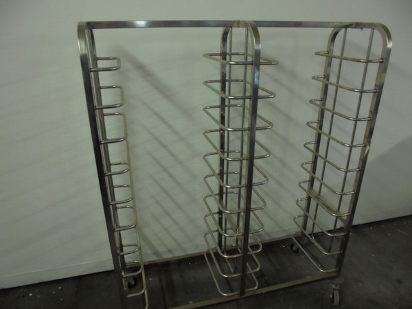 Double Clearing Trolley (5020)