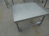 Stainless Steel Stand (5032)