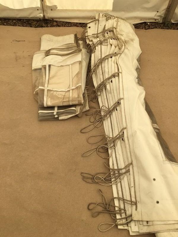 Various PVC Walls/ Windows/ Pagoda Roofs