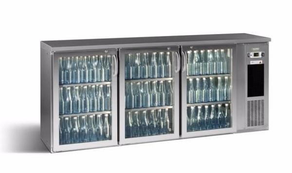Gamko - 3 Glass Door Bottle Cooler