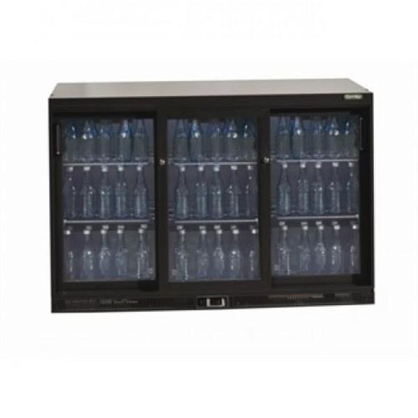 Gamko - Noverta Triple Door Sliding Bottle Cooler