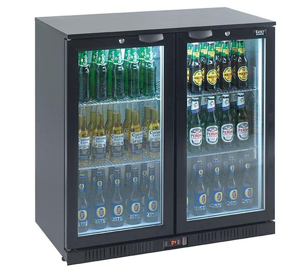Lec - Double Door Bottle Cooler