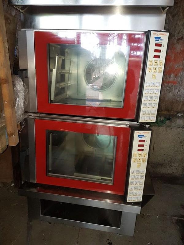 Tom Chandley 2 Deck Wiesheu Oven