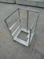 Stainless Steel Dishwasher Stand