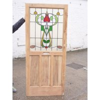 1930's Edwardian Original Exterior Door