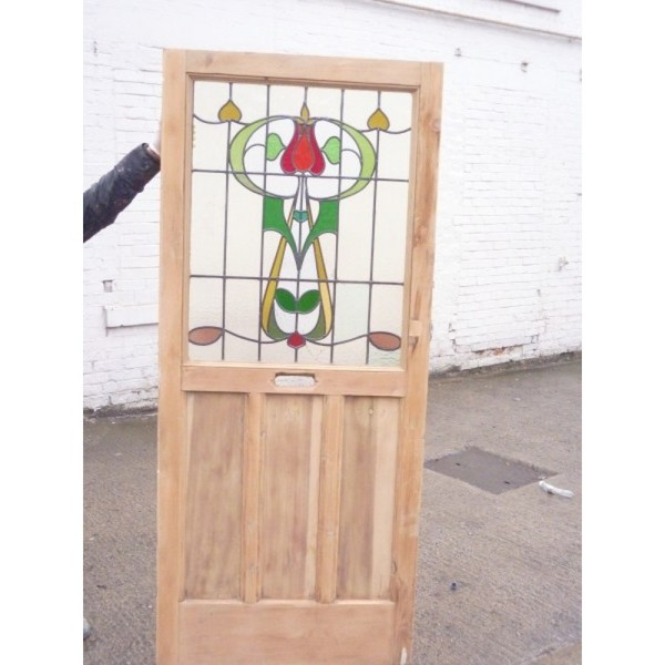 Edwardian Original Exterior Door