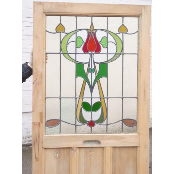 Original Exterior Door The Tulip