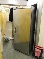Tefcold UF600S Single Door Upright Stainless Steel Freezer