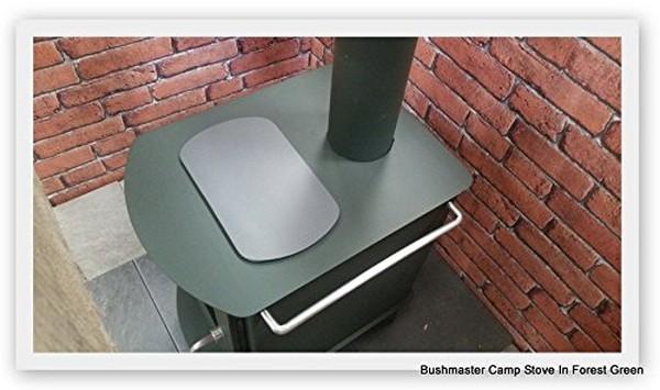 Bushmaster Free Standing Heater