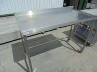 Catering table on castors