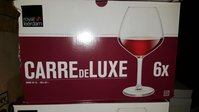 Royal Leerdam - Carre De Luxe - Wineglass