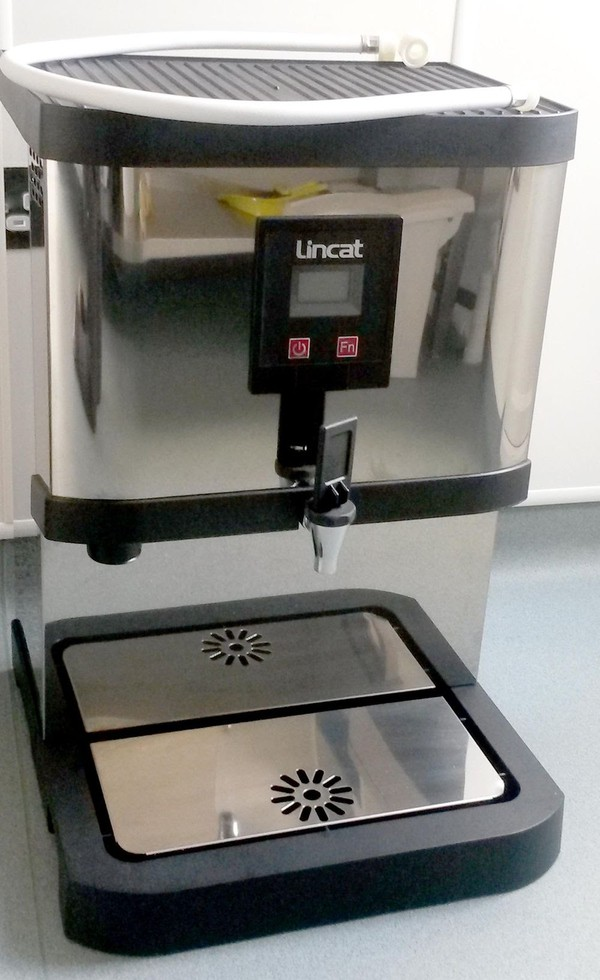 Lincat Filter Flow Automatic-Fill Water Boiler EB6F