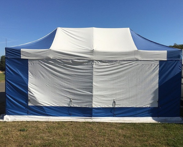 Trade Stand Marquee, Heavy Duty Frame