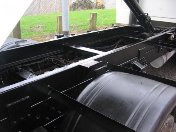 Leyland Daf Lf 45 150 Crewcab Roll On Roll Off Hookloader - Preston, Lancashire 9