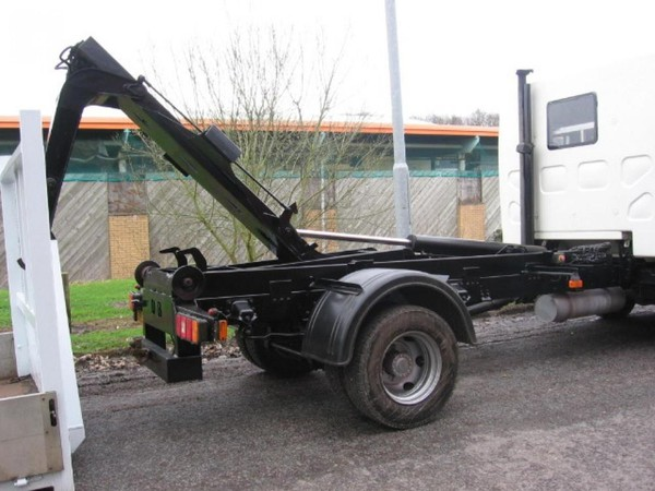 Leyland Daf Lf 45 150 Crewcab Roll On Roll Off Hookloader - Preston, Lancashire 8