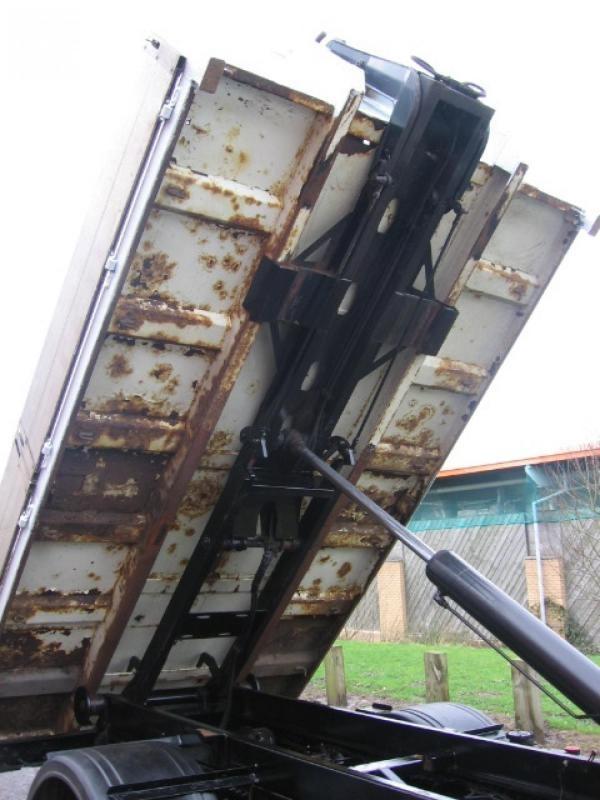 Leyland Daf Lf 45 150 Crewcab Roll On Roll Off Hookloader - Preston, Lancashire 10