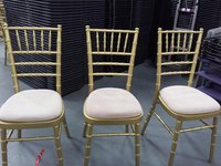 420 Gold Chiavari Chairs