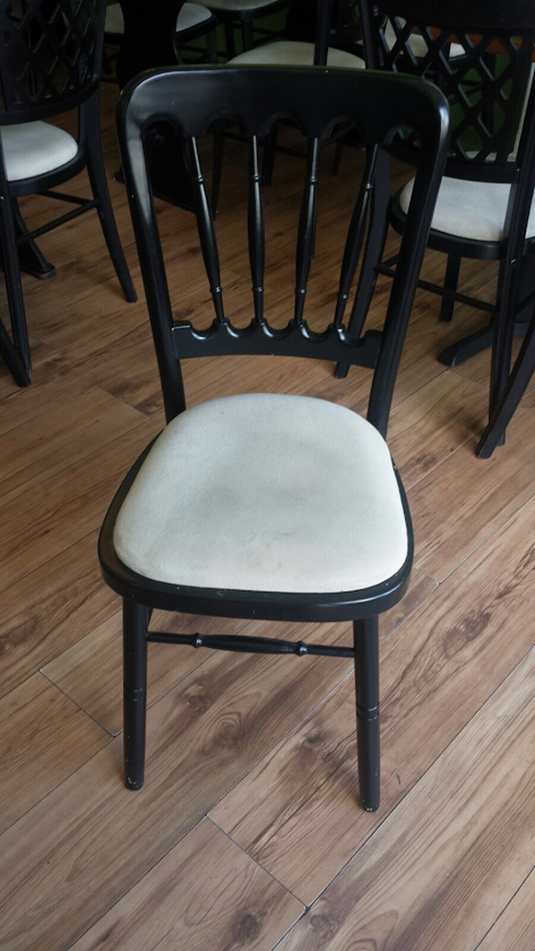 Stack-able Side Chair