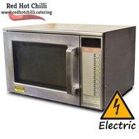 Sharp R-2397 1700W Microwave (Ref: RHC2291) - Warrington, Cheshire