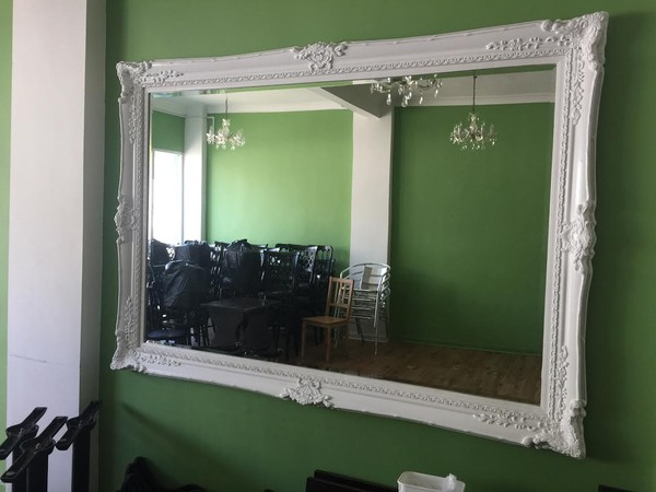 Very Large Dining Room Mirror