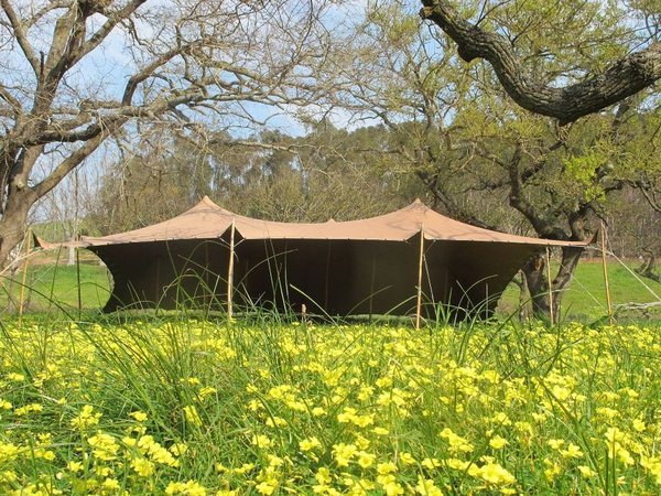 Brand New 10 x 15m Bedouin Stretch Tent