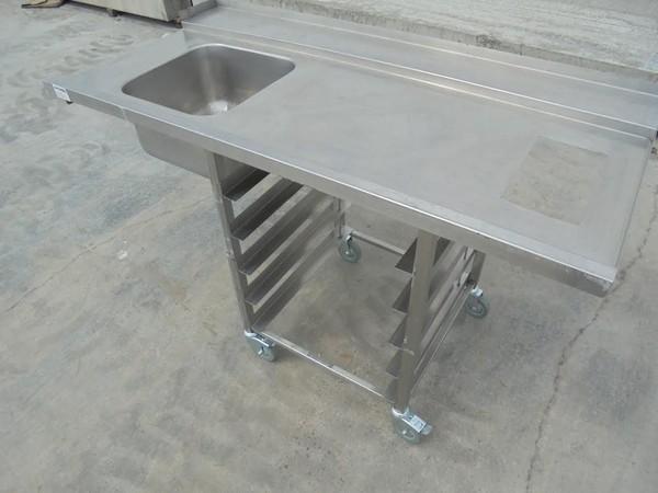 Stainless Steel Single Bowl Sink (5092)
