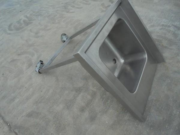 Stainless Steel Single Bowl Dishwasher Sink