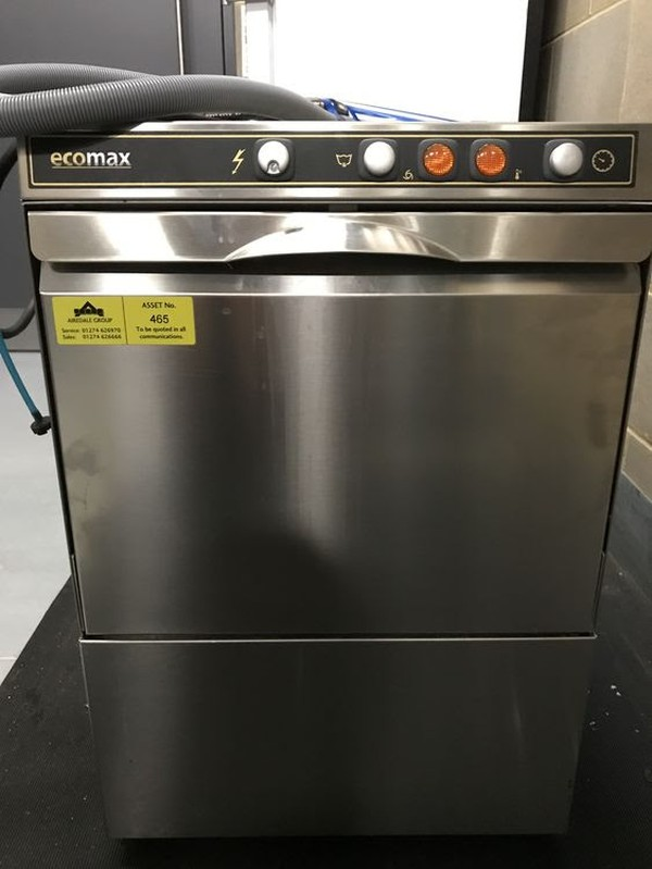 Hobart Ecomax Glass Washer Model CLG25DNA-10