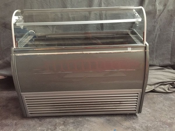 Gelato Ice Cream Display Freezer (almost brand new)