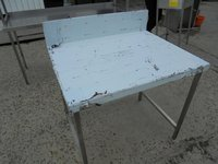 1m Stainless steel table