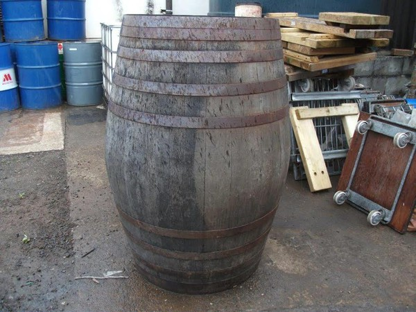 1x Large Barrel (Code OT 141A) - Shropshire 1