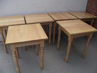 6x New Dining tables (Code T 1183A)