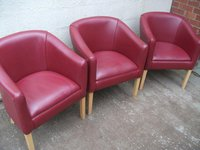 24x Tub Chairs (Code TUB 248A)