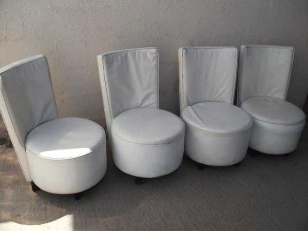 4x Tub Chairs (Code TUB 261A)