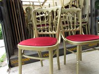 82 Gilt Banquet Chairs