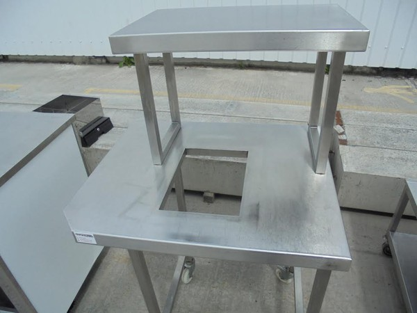 Stainless Steel Table/ Gantry Shelf